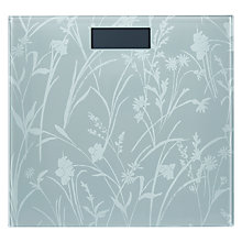 Buy John Lewis Aster Meadow Bathroom Scale Online at johnlewis.com