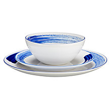 Buy John Lewis Accent Tableware Set, Box of 12 Online at johnlewis.com