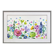 Buy Fi Douglas - Tetbury Framed Print, 53 x 79cm Online at johnlewis.com