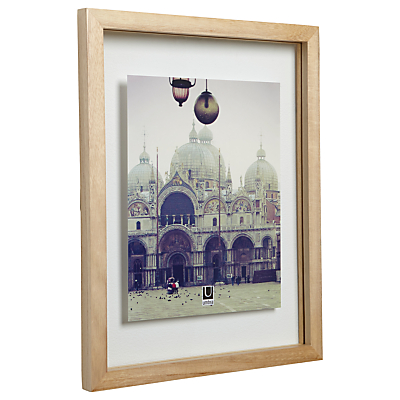 Umbra Floating Photo Frame, 8 x 10