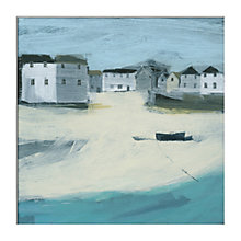 Buy Hannah Cole - Across The Sand Mounted Print, 30 x 40cm Online at johnlewis.com