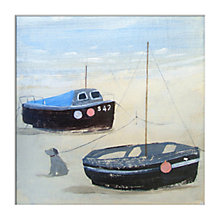 Buy Hannah Cole - Low Tide Unframed Print, 30 x 40cm Online at johnlewis.com