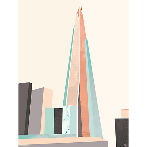Buy Michelle Collins - Shard Unframed Print, 40 x 30cm Online at johnlewis.com