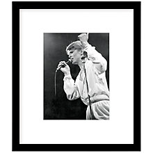 Buy Getty Images Gallery - David Bowie Framed Print, 49 x 57cm Online at johnlewis.com