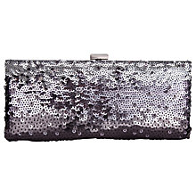 Buy Phase Eight Dina Sequin Clutch Bag, Multi Online at johnlewis.com