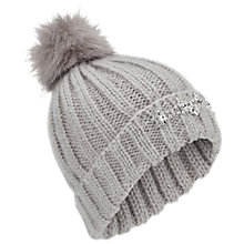 Buy Miss Selfridge Embellished Beanie Hat Online at johnlewis.com