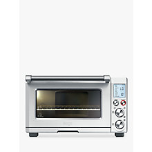 Buy Sage by Heston Blumenthal BOV820BSS The Smart Oven Pro, Silver Online at johnlewis.com