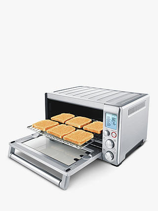 Buy Sage BOV820BSS The Smart Oven Pro, Silver Online at johnlewis.com