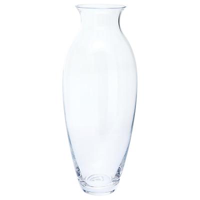Dartington Crystal Tara Large Vase, Clear