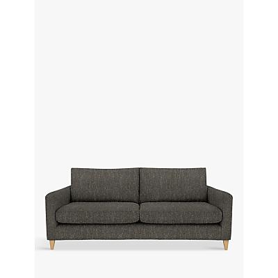 John Lewis Bailey Grand 4 Seater Sofa, Light Leg