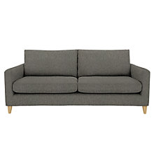 Buy John Lewis Bailey Grand 4 Seater Sofa, Light Leg Online at johnlewis.com
