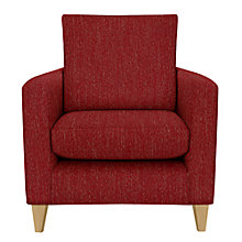 Buy John Lewis Bailey Armchair, Light Leg Online at johnlewis.com