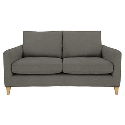 John Lewis Bailey Medium 2 Seater Sofa, Light Leg