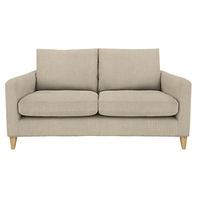 John Lewis Bailey Medium 2 Seater Sofa, Light Leg