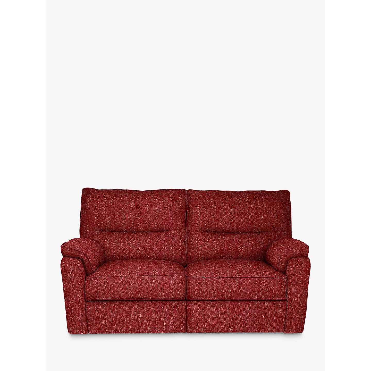 John Lewis Carlisle Small 2 Seater Recliner Sofa Ffion Cherry Online At Johnlewis