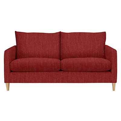 John Lewis Bailey Small 2 Seater Sofa, Light Leg