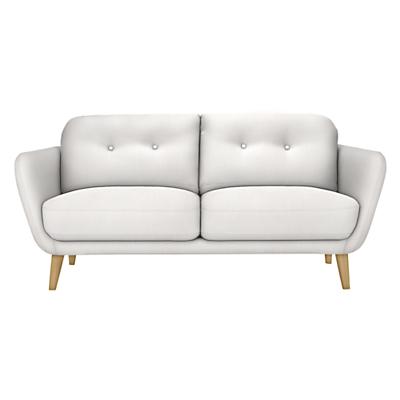 House by John Lewis Arlo Medium 2 Seater Sofa, Light Leg