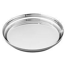 Buy Georg Jensen Manhattan Stainless Steel Wine Glass Coaster Online at johnlewis.com