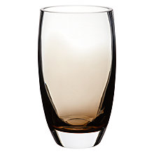Buy John Lewis Barrel Vase, H20cm Online at johnlewis.com