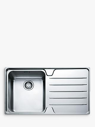 Kitchen Sinks   DIY   Home & Garden   John Lewis & Partners