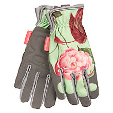 Buy Burgon & Ball Rosa Gardening Gloves, Medium Online at johnlewis.com