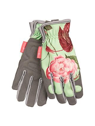 Burgon & Ball Rosa Gardening Gloves, Medium