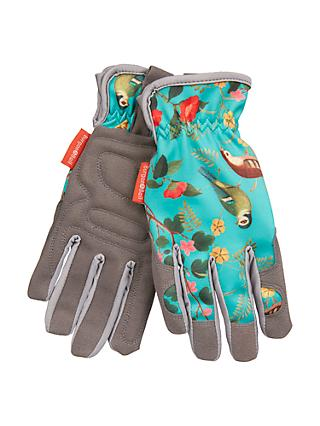 Burgon & Ball Flora & Fauna Gardening Gloves, Medium