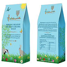 Buy Holdsworth Spring Meadow Salted Caramel Mini Egg Carton, 100g Online at johnlewis.com