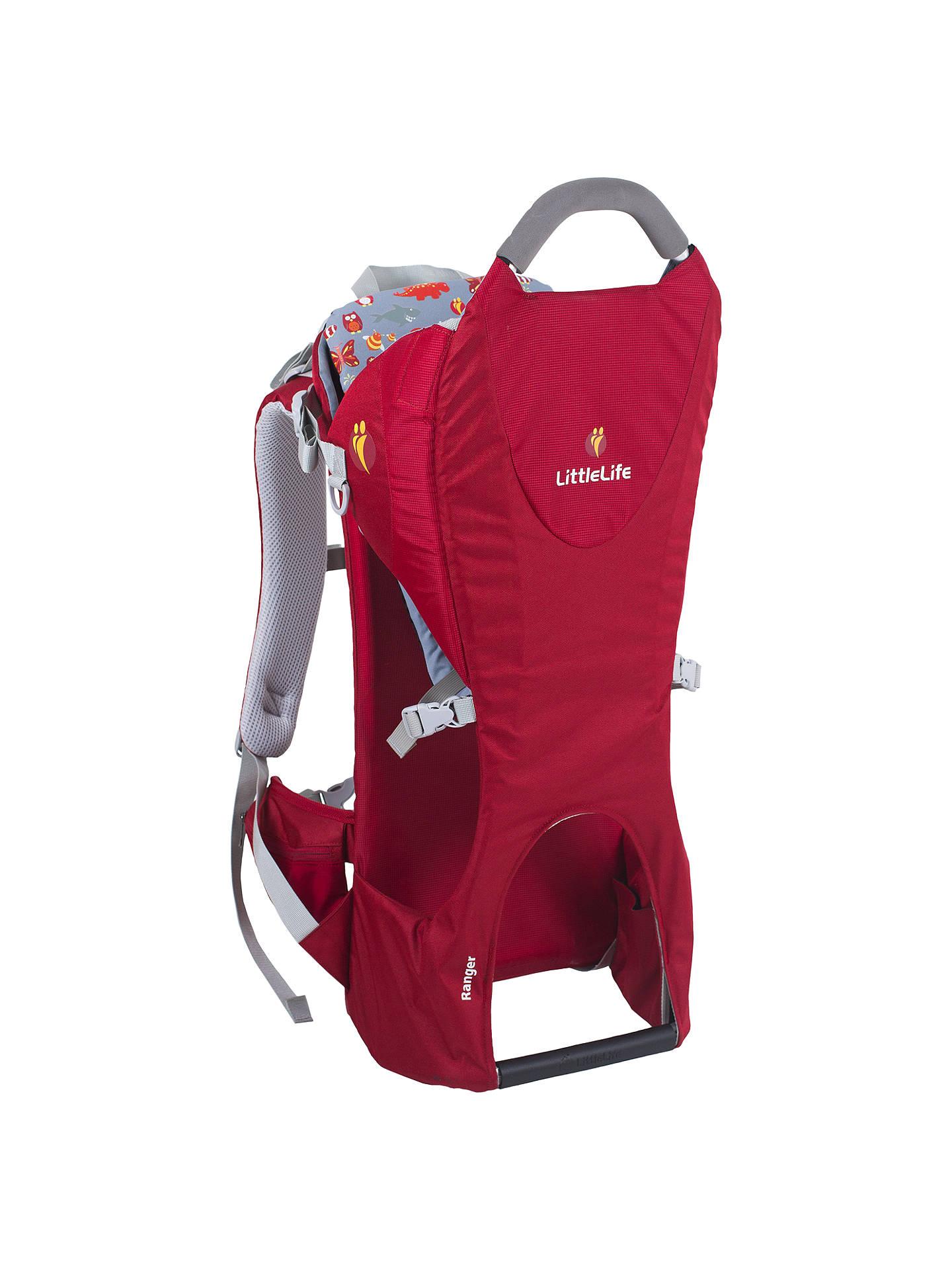 fb23cc4000b Buy LittleLife Ranger S2 Child Back Carrier Online at johnlewis.com ...