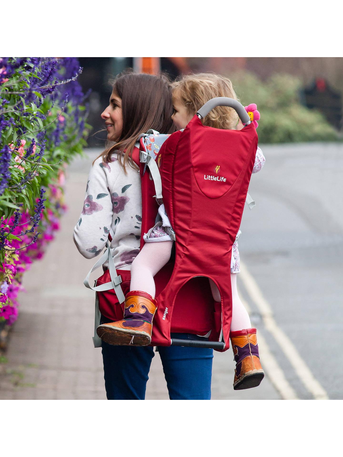 defdaff7eed ... Buy LittleLife Ranger S2 Child Back Carrier Online at johnlewis.com ...