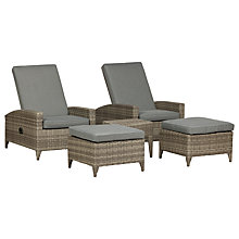 Buy Royalcraft Windsor Relaxer Set, 5 Pieces, Grey Online at johnlewis.com