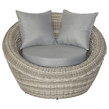 Buy Royalcraft Windsor Outdoor Snuggler, Grey Online at johnlewis.com