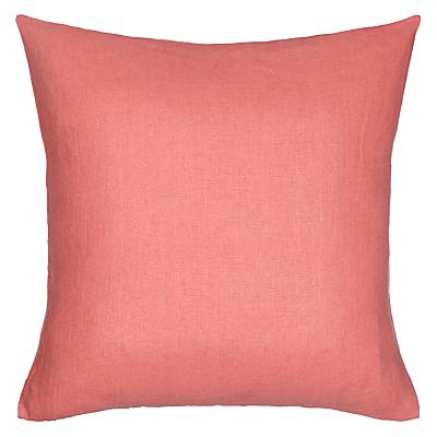 John Lewis Linen Cushion