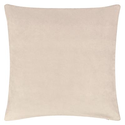 John Lewis Plain Velvet Cushion