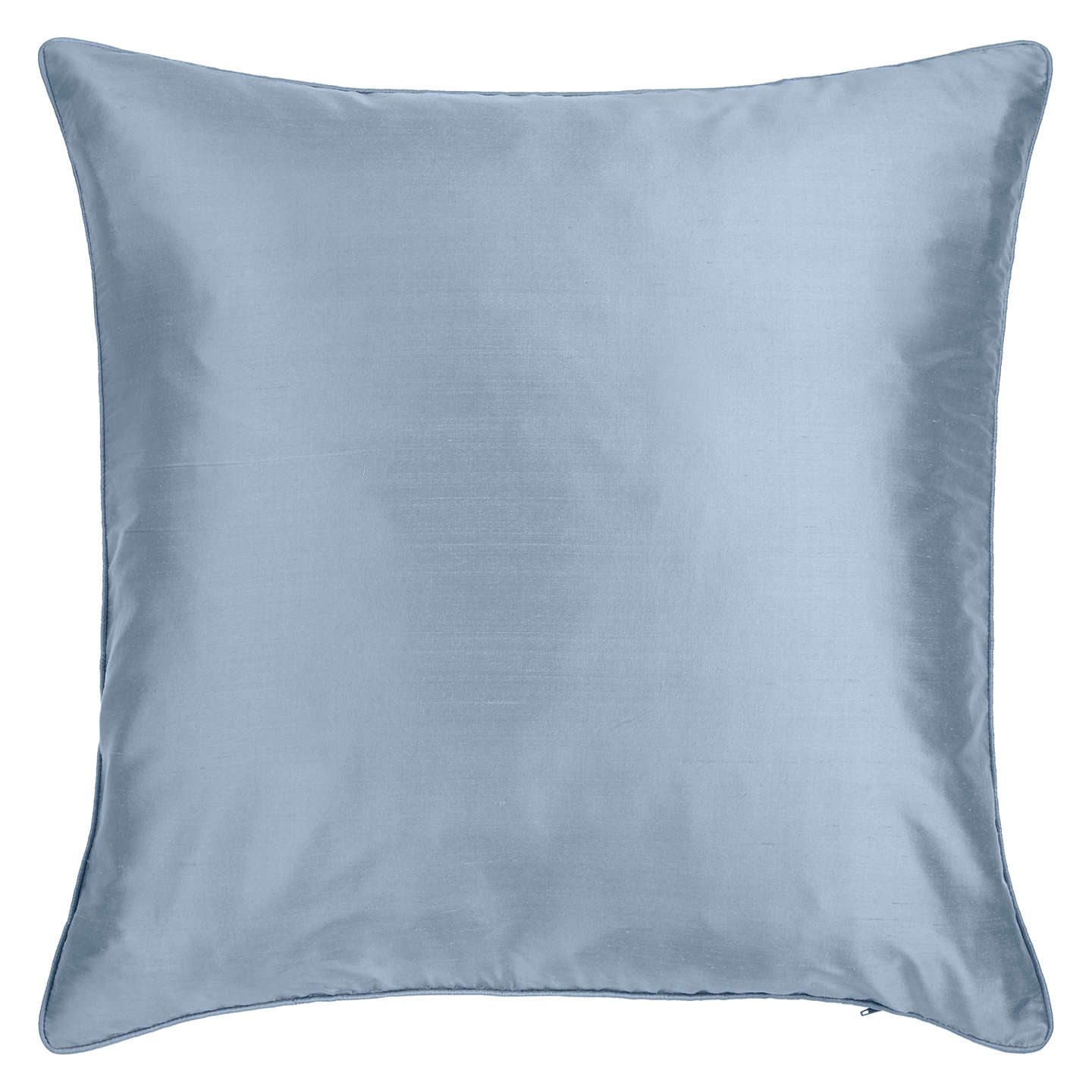 Buyjohn Lewis Silk Cushion, Thistle Online At Johnlewiscom