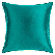 Buy John Lewis Large Silk Cushion Online at johnlewis.com