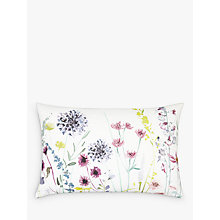 Buy John Lewis Leckford Border Cushion Online at johnlewis.com