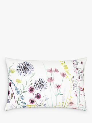 John Lewis & Partners Leckford Border Cushion, Multi