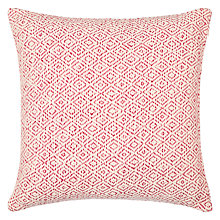 Buy John Lewis Twisted Diamonds Cushion Online at johnlewis.com