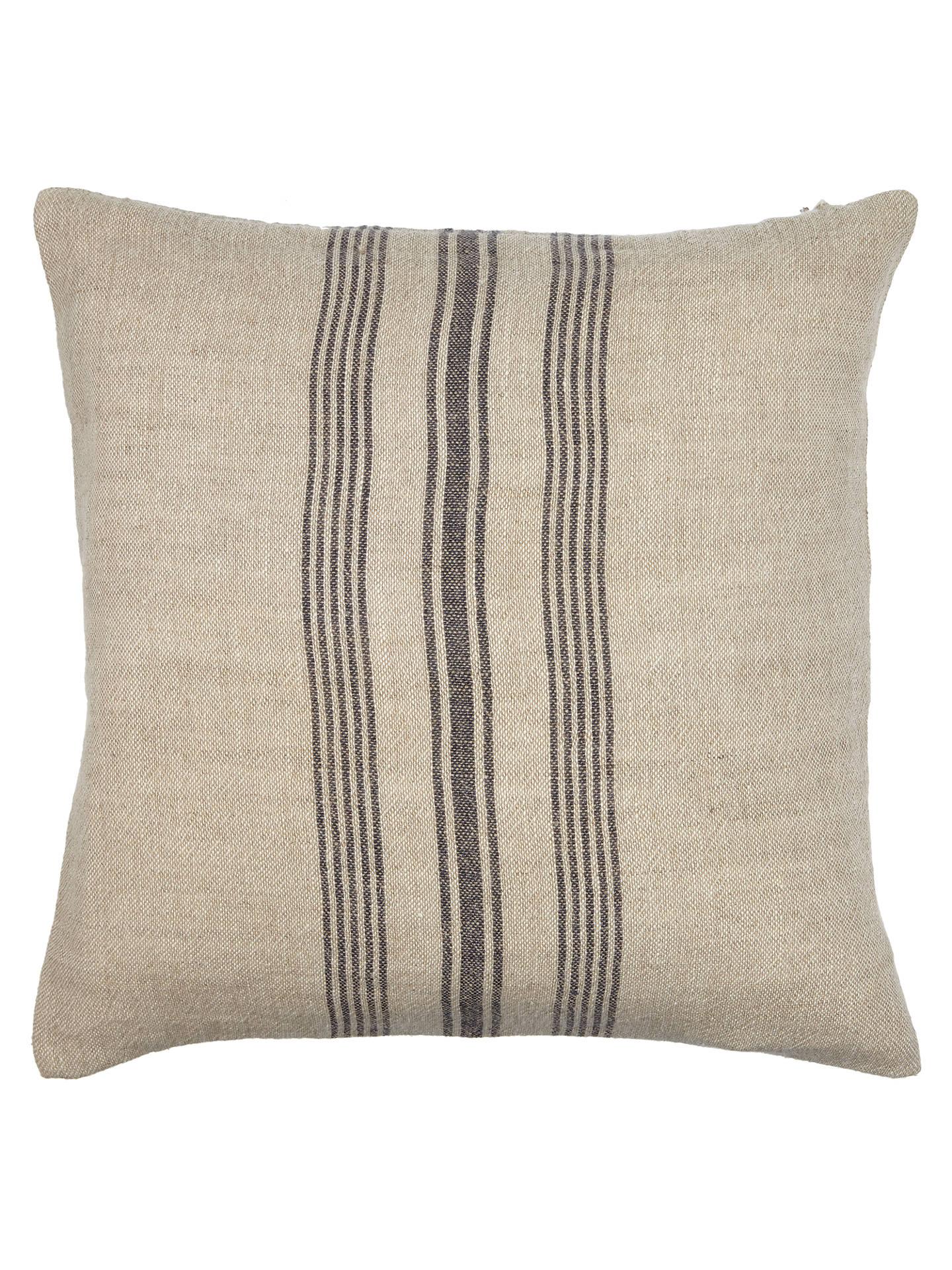 john lewis whitby stripe cushion at john lewis partners. Black Bedroom Furniture Sets. Home Design Ideas