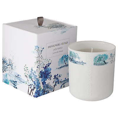 Designers Guild Jade Temple Scented Candle