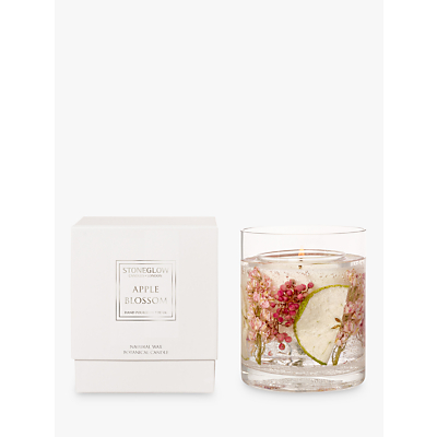 Stoneglow Nature's Gift Apple Blossom Gel Scented Candle