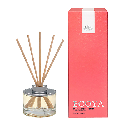 Ecoya Guava and Lychee Sorbet Diffuser, 200ml