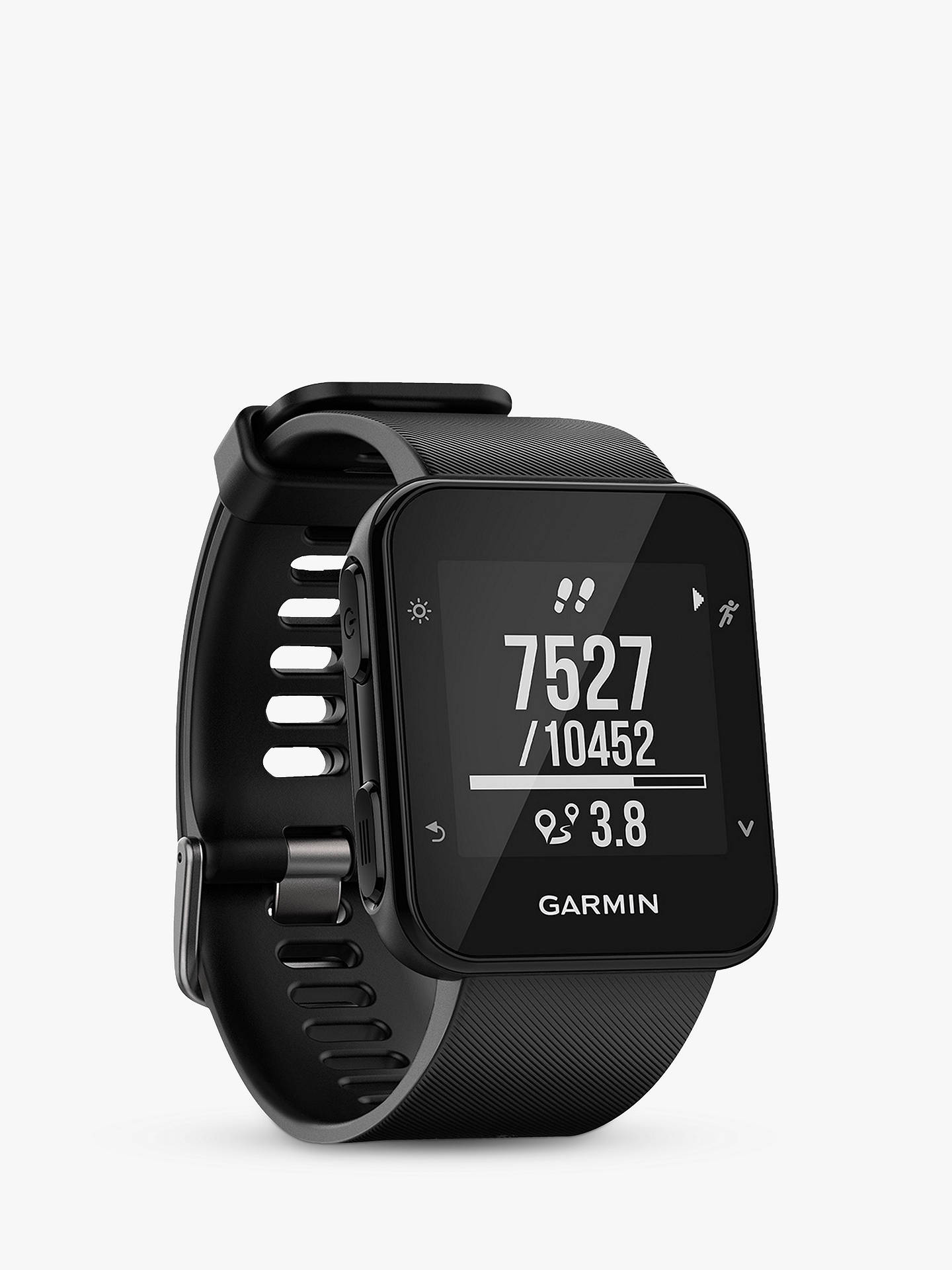 Garmin Forerunner 35 Wrist Heart Rate GPS Fitness Watch, Black