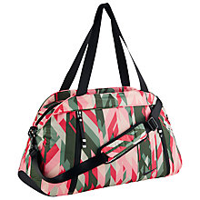 Buy Nike Aura Print Club Training Bag Online at johnlewis.com