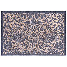 Buy Morris & Co Strawberry Thief Doormat Rug Online at johnlewis.com