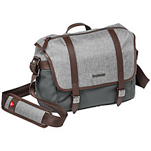 Buy Manfrotto Lifestyle Windsor S Camera Messenger Bag for CSCs Online at johnlewis.com