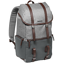 Buy Manfrotto Lifestyle Windsor Camera and Laptop Backpack Online at johnlewis.com