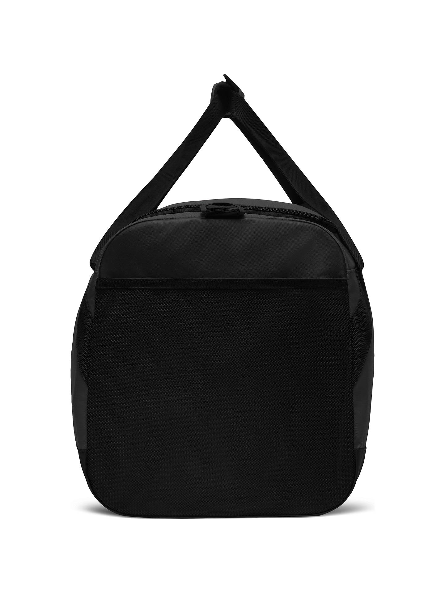 BuyNike Brasilia Large Training Duffle Bag, Black Online at johnlewis.com