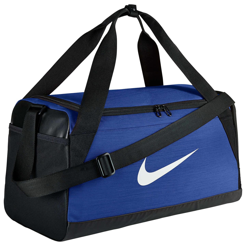 Nike Brasilia Training Duffle Bag Small Blue Online At Johnlewis